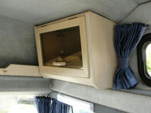 VW T4 Holdsworth Vision Roof Cabinet