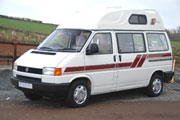 VW T4 Transporter Holdsworth Vision Hightop Camper