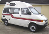 VW T4 Holdsworth Vision XL Camper